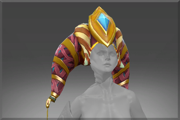 Buy & Sell Headdress of the Slithereen Nobility
