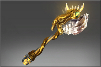 Genuine Golden Grasping Bludgeon Price - Buy & Sell