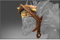 Auspicious Deep Warden's Seized Hood