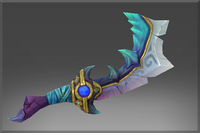 Auspicious Deep Warden's Prized Scimitar