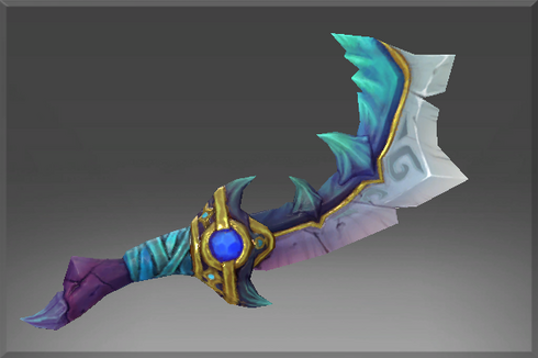 Buy & Sell Frozen Deep Warden's Prized Scimitar