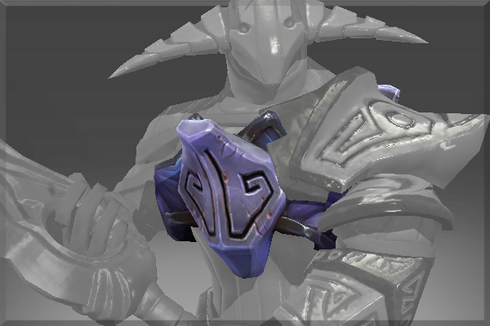 Buy & Sell Inscribed Spine Guard Armor