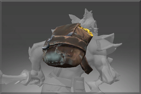 Inscribed Backpack of the Twin Blades Prices