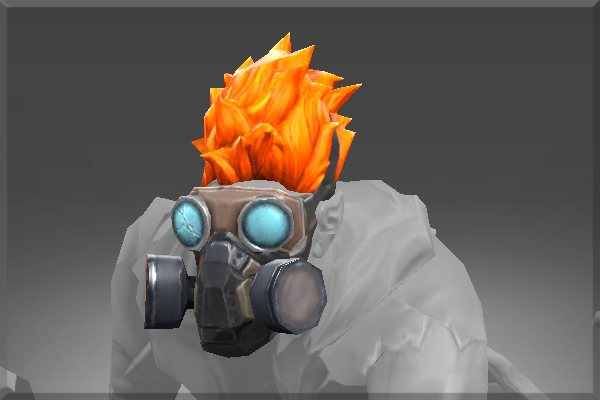 Inscribed Firestarter Gas Mask Prices