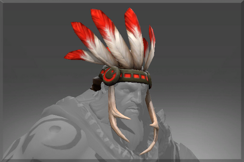 Buy & Sell Chieftain Headdress of the West