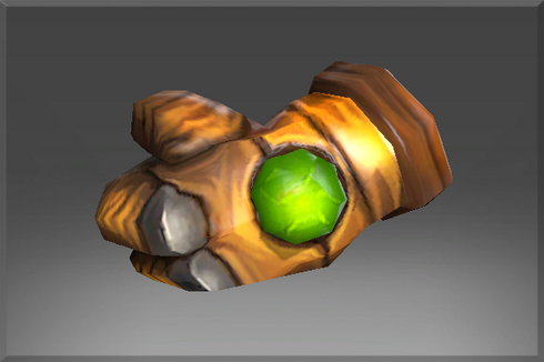 Buy & Sell Emerald Frenzy Glove