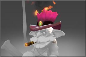 Top Hat of the Darkbrew Enforcer