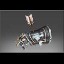 Cursed Toxic Siege Bracers