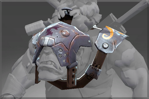 Auspicious Ogre's Caustic Steel Blinders Prices