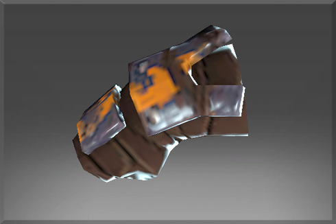 Buy & Sell Ogre's Caustic Steel Bracers