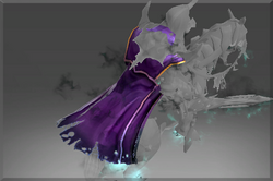 Genuine Cape of the Mistral Fiend