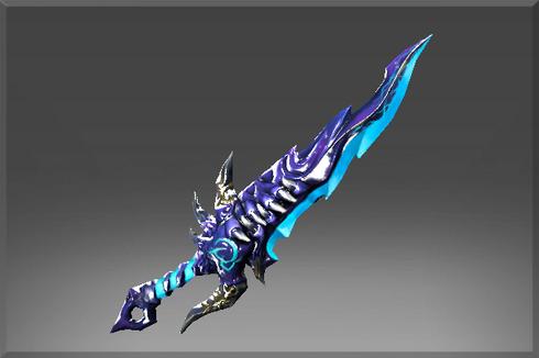 Buy & Sell Inscribed Blackmist Blade