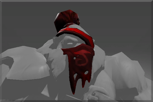 Buy & Sell Frozen Red Mist Reaper's Mask