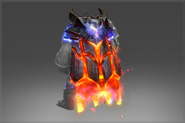 Buy & Sell Mantle of the Cinder Baron Upgrade