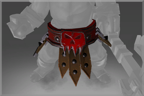 Belt of the Warboss Price