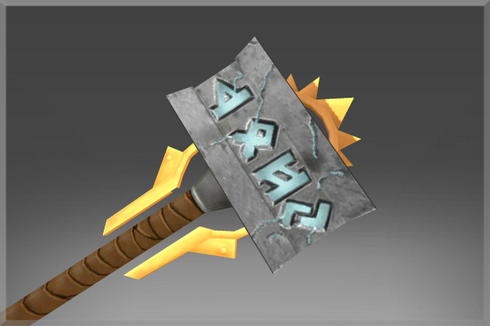 Inscribed Hammer of the Purist Champion Prices