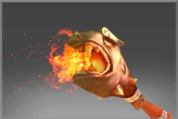 Buy & Sell Inscribed Flaming Scepter of Ancestral Luck