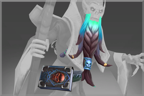 Buy & Sell Genuine Lich Guise of the Master Necromancer