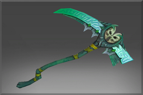 Buy & Sell Auspicious Scythe of Twin Deaths
