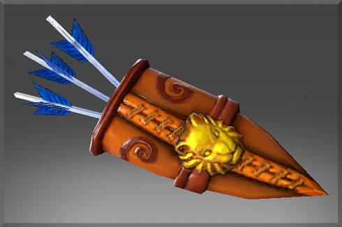 Buy & Sell Lion Quiver of the Moon Rider