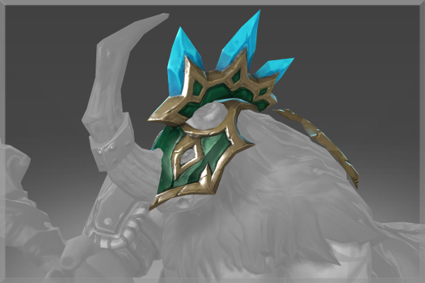 Autographed Helm of the Azurite Warden Prices