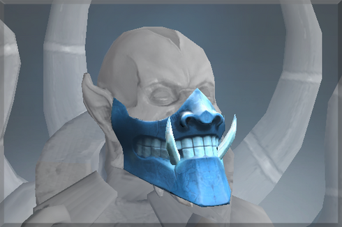 Inscribed Frozen Emperor's Demon Mask Prices