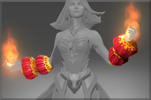Genuine Gauntlets of the Dragonfire Prices