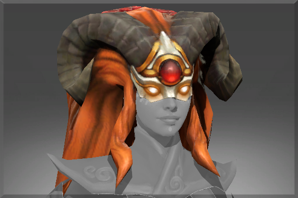 Buy & Sell Headress of the Divine Flame