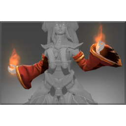 Sleeves of the Divine Flame image