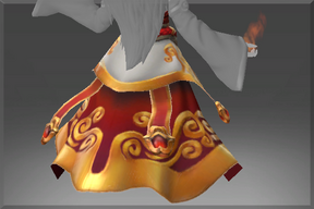 Skirt of the Divine Flame