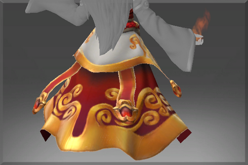 Inscribed Skirt of the Divine Flame Prices