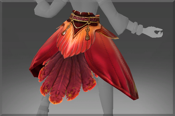 Inscribed Skirt of the Warhawk Vestiments Prices