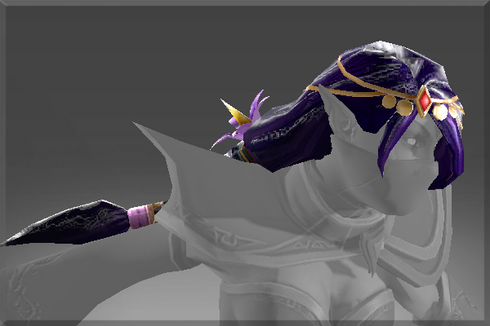 Buy & Sell Ascendant Headpiece of the Deadly Nightshade