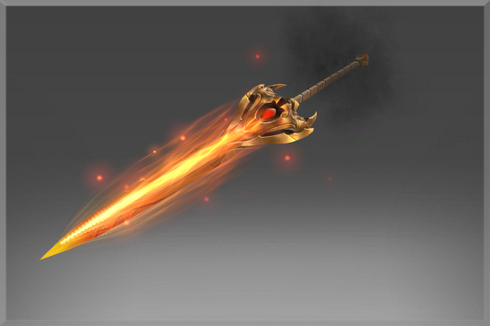 Spear of the Daemonfell Flame Price