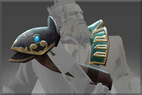 Heroic Blue Stone Shoulder of the Voyager Prices