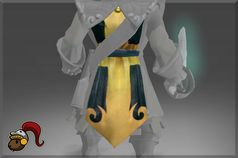 Buy & Sell Tabard of the Crested Cannoneer