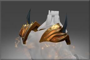 Shoulders of the Bladeform Aesthete