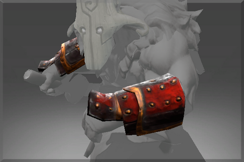 Buy & Sell Frozen Sturdy Bracers of the Exiled Ronin
