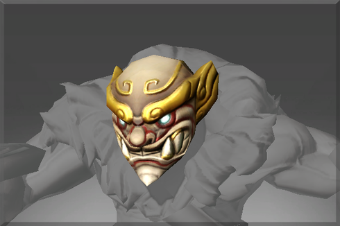 Buy & Sell Auspicious Mask of the Wandering Demon