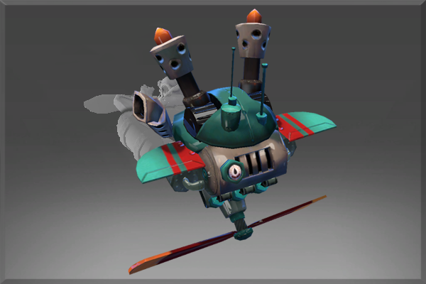 Buy & Sell Turret of the Airborne Assault Craft