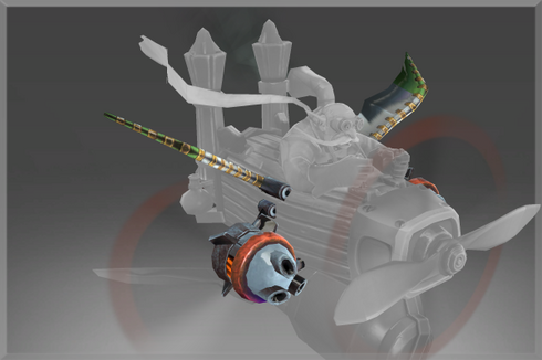 Genuine Iron Artillery of the Dwarf Gyrocopter Prices