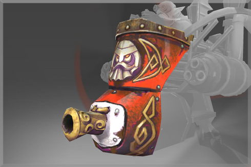 Genuine Iron Turret of the Dwarf Gyrocopter Price