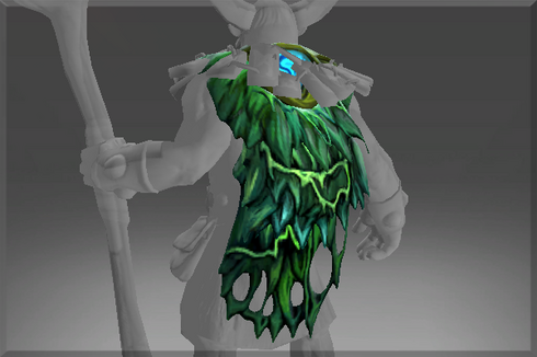Buy & Sell Frozen Great Moss Cape of the Fungal Lord