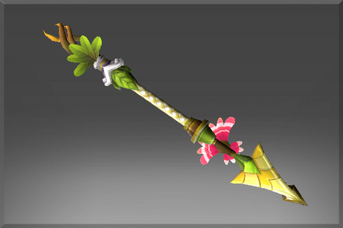 Buy & Sell Auspicious Araceae's Tribute Spear
