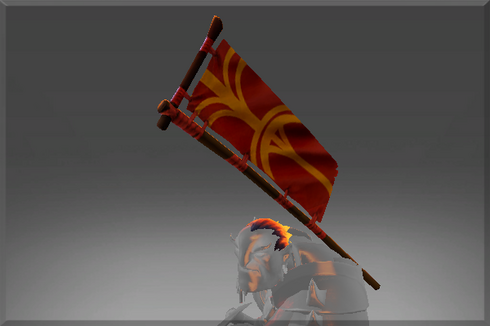 Genuine Mentor of the High Plains Ceremonial Banner Prices
