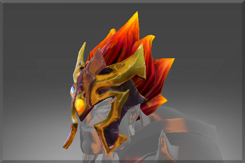 Autographed Flaming Hair of Blaze Armor Prices