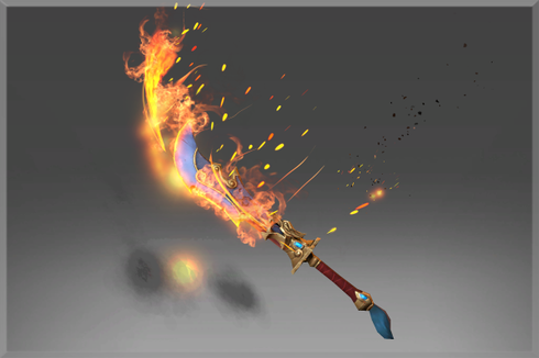 Off-Hand Sword of the Smoldering Sage Price