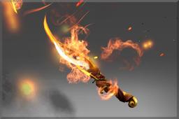 Gezgin Ateş'in İkincil Kılıcı