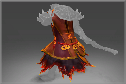 Tunic of the Wandering Flame Price