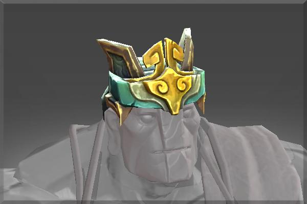 Buy & Sell Vanquishing Demons Ritual Headgear